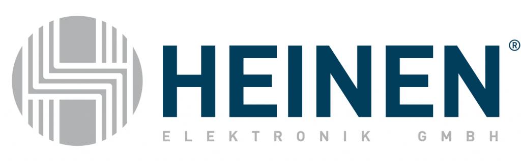 HEINEN Elektronik GmbH grau Logo