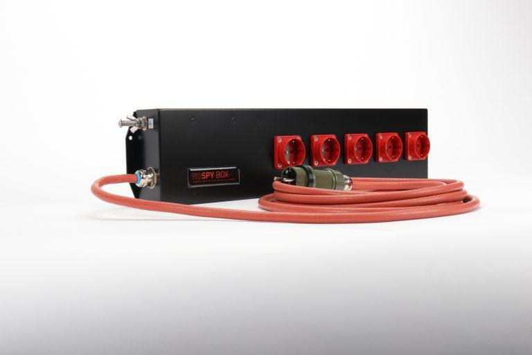 NoSpy-Box® ICOS FB-3-1 Militärbereich