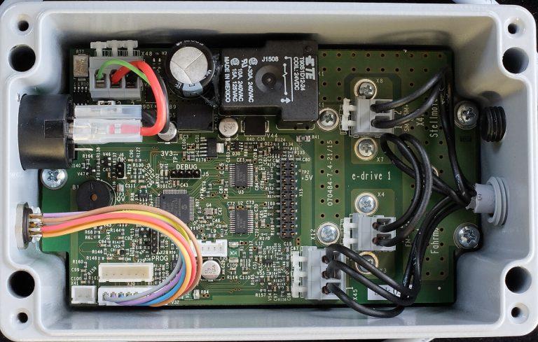 E-Drive Innensicht: Entwicklung & Fertigung von HEINEN Elektronik